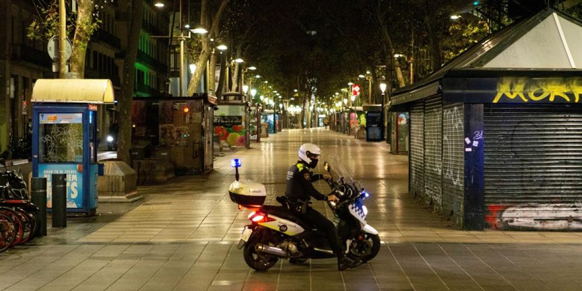 Cataluña estudia el confinamiento total los fines de semana para evitar la saturación de las UCIs por el coronavirus