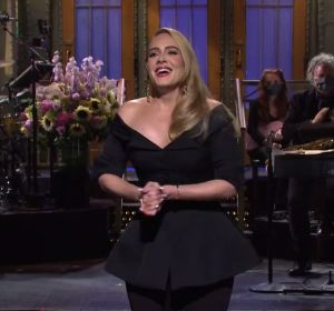 Adele en Saturday Night Live