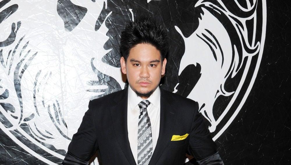 El príncipe Azim de Brunéi