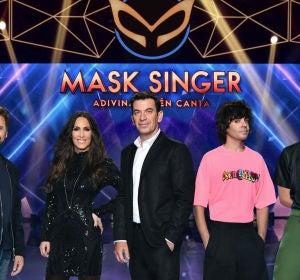 Mask Singer, adivina quién canta