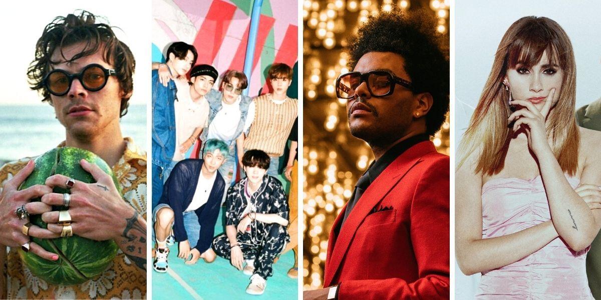 Harry Styles, BTS, The Weeknd, Aitana, ¡así suena la playlist de Europa FM!