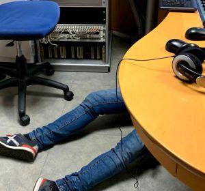 ¿Dónde está Xavi? Así es Halloween en Europa FM