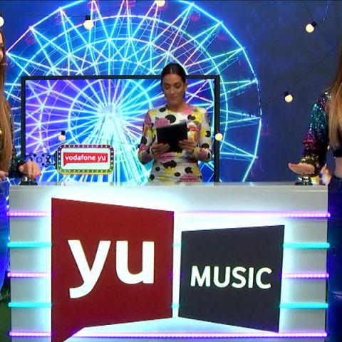Las Twin Melody juegan a 'Adivina la canción' en 'yu Music'