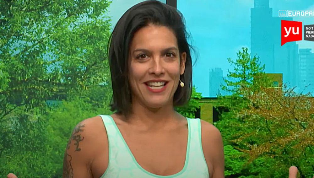 Lorena Castell en 'yu, no te pierdas nada'