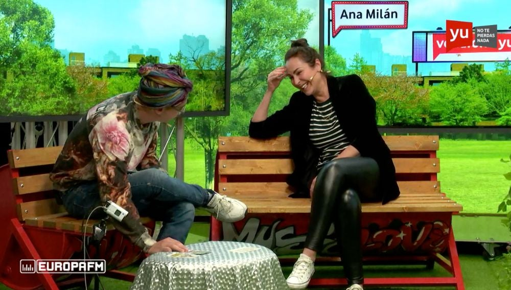 Ana Milán en yu