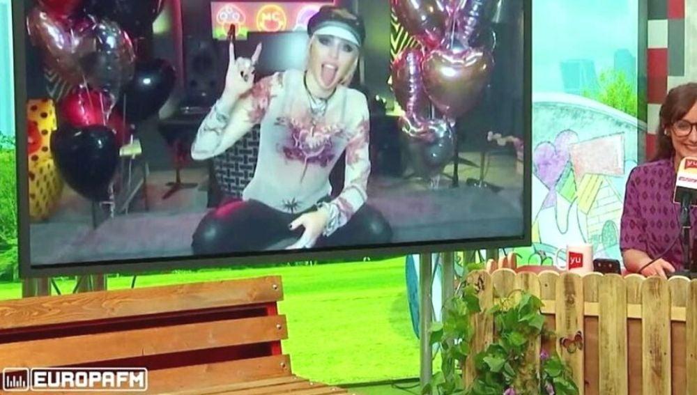 Miley Cyrus en yu
