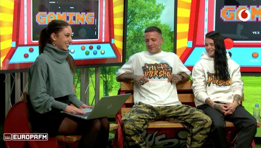 Anier, Shaolin Monkey y Maya Pixelskaya