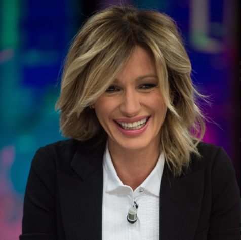 Susanna Griso responde a Carolina Herrera