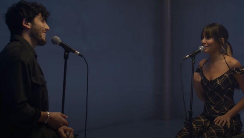 Sebastián Yatra y Aitana lanzan la versión acústica de 'Corazón sin vida'