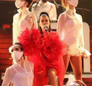 Nerea Rodríguez enamora como Rosalía en 'Bagdad'