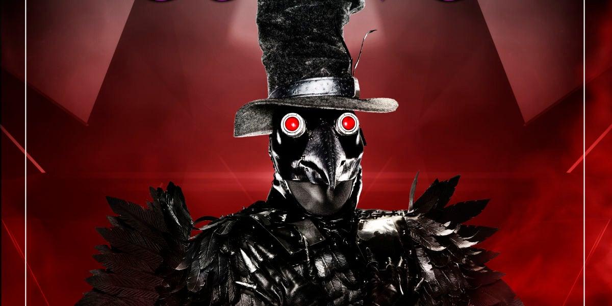 Cuervo de 'Mask singer: adivina quién canta'
