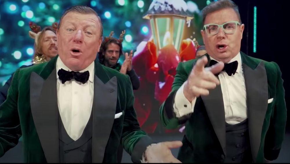 Los Morancos felicitan la Navidad con su nuevo single