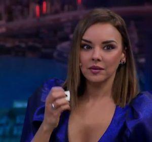 """La petición de Àngel Llàcer a Chenoa en 'El Hormiguero 3.0': """"Yo quiero ser tu padrino de bodas"""""""