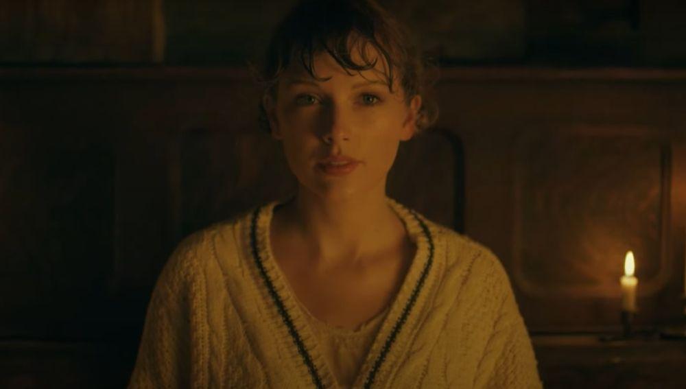 Taylor Swift en su nuevo videoclip 'Willow'