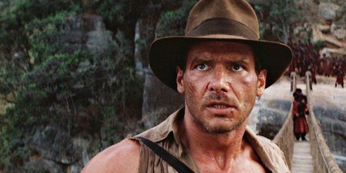 Harrison Ford en 'Indiana Jones'