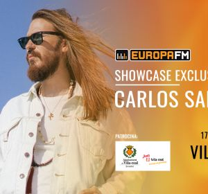 Showcase con Carlos Sadness en Vila-Real