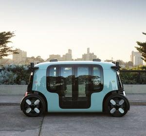 Zoox presenta su primer taxi inteligente