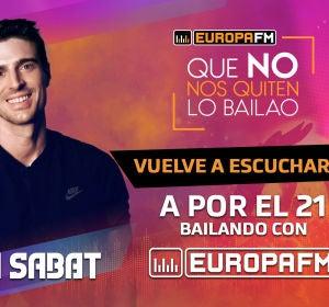 Uri Sabat en 'A por el 21', su programa especial para 'Que No Nos Quiten Lo Bailao'