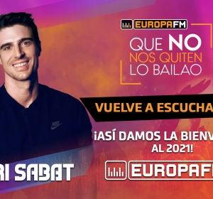 Sesión de Uri Sabat en el especial Fin de Año: Que No Nos Quiten Lo Bailao