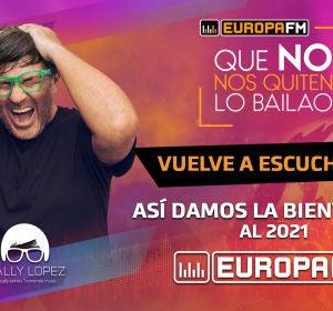 Wally Lopez en el especial Fin de Año: Que No Nos Quiten Lo Bailao
