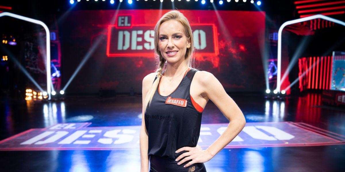 Kira Miró, concursante de El Desafío