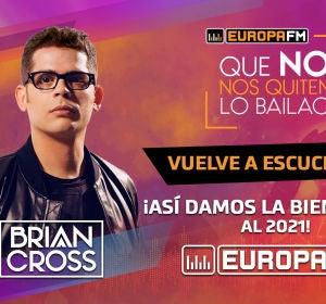 Brian Cross en el especial Fin de Año: Que No Nos Quiten Lo Bailao
