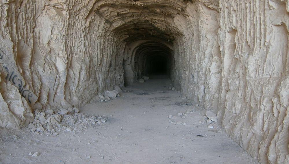 Túnel de tierra