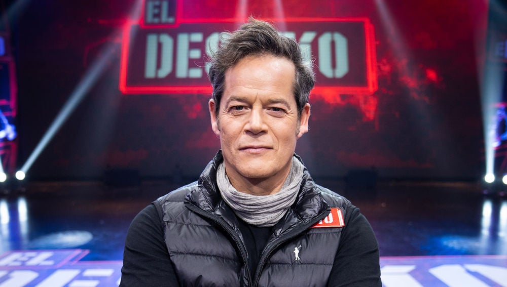 Jorge Sanz - Cara 2020