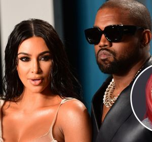 Kim Kardashian y Kanye West, al borde del divorcio por Jeffree Star