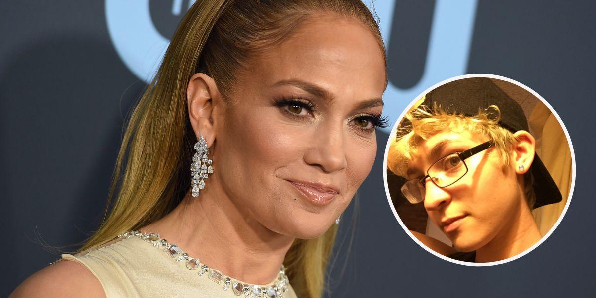 Jennifer Lopez apoya el documental de su sobrino, Brendon Scholl