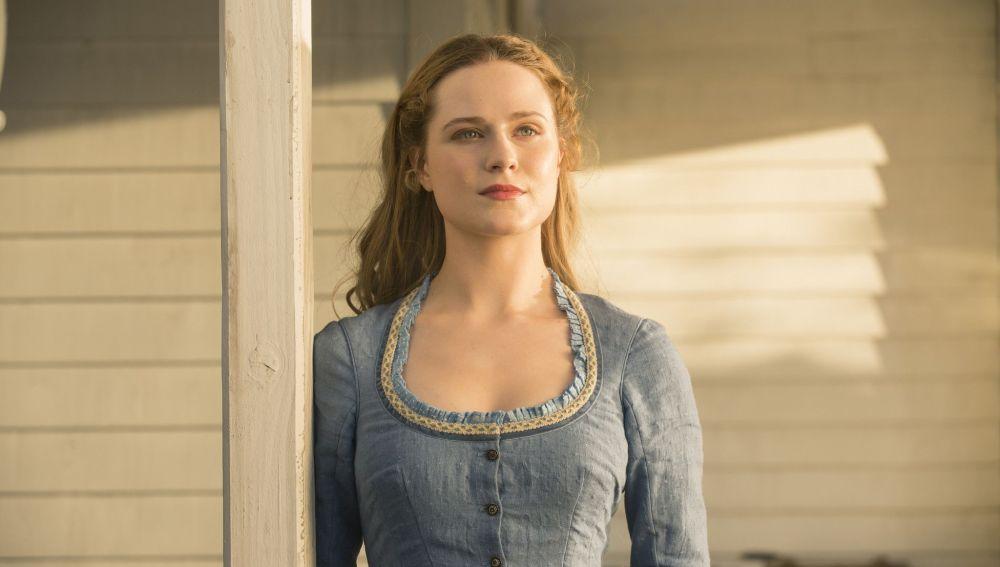 Evan Rachel Wood en Westworld