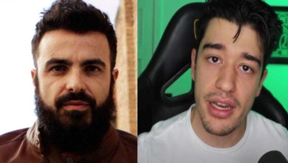 El artista Huecco y el youtuber Wall Street Wolverine han sido duramente criticados en las redes sociales