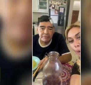 Jugones (03-02-21) Sale a la luz el último vídeo de Maradona antes de morir