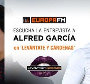 Entrevista a Alfred García en Levántate y Cárdenas