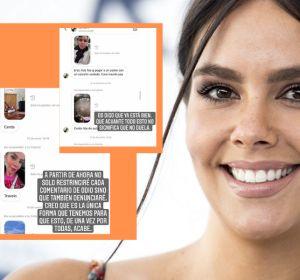Cristina Pedroche denuncia los mensajes de acoso que recibe