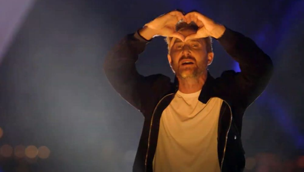 David Guetta en United At Home, Dubai Edition