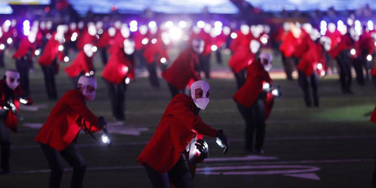 Espectáculo de The Weeknd en la Super Bowl