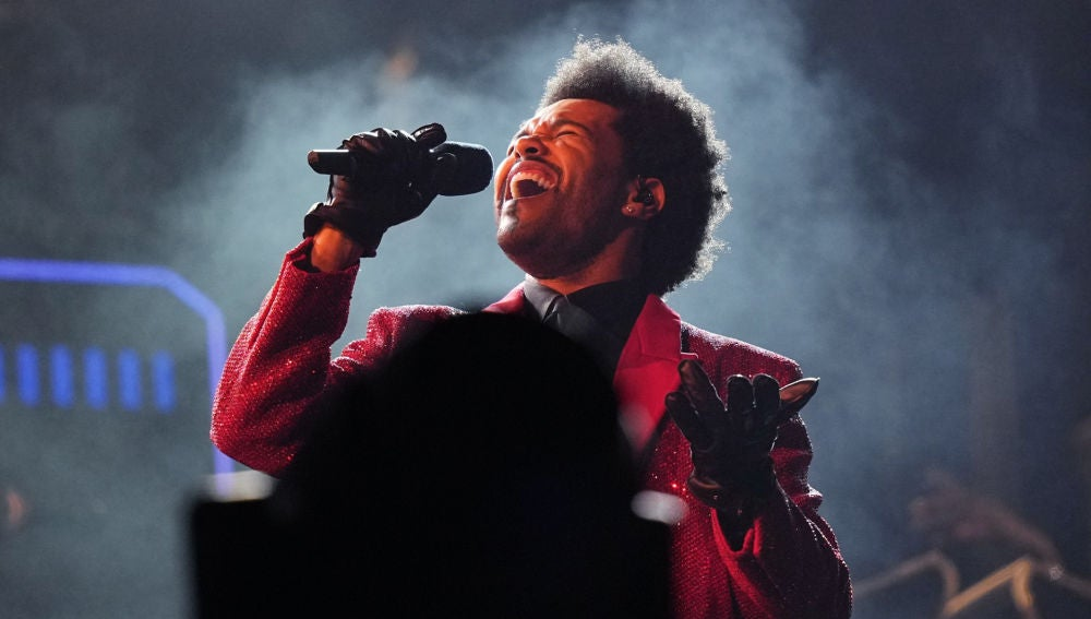 The Weeknd en la Super Bowl