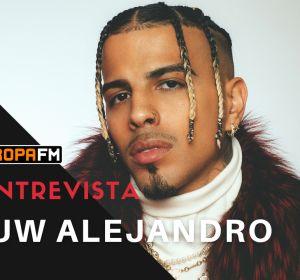 Entrevista a Rauw Alejandro en Europa FM