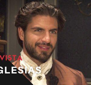 Entrevista con Maxi Iglesias en Europa FM