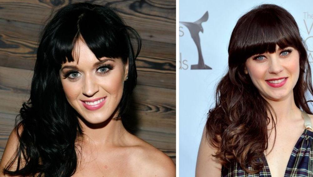 Katy Perry y Zooey Deschanel Katy Perry y Zooey Deschanel Katy Perry y Zooey Deschanel Katy Perry y Zooey Deschanel