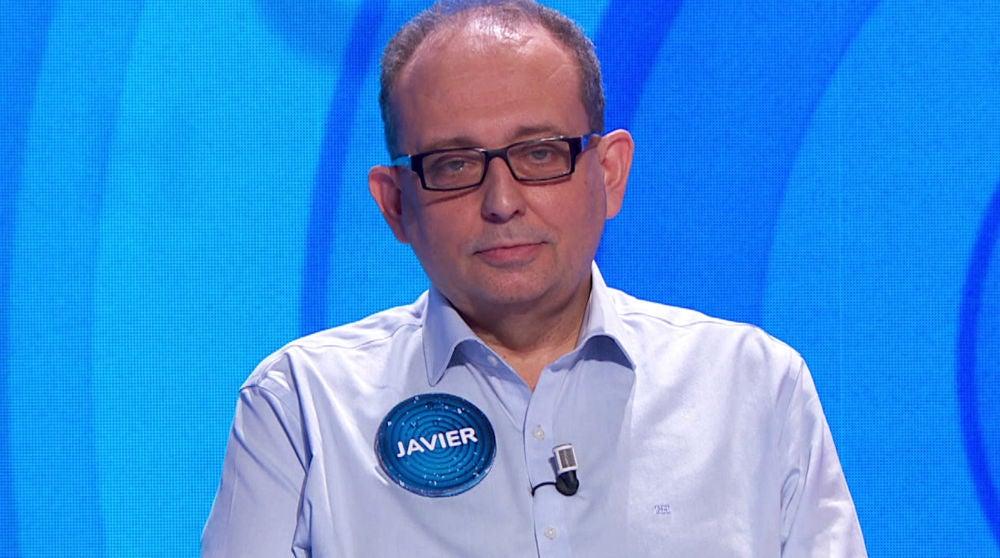 Javier Dávila, concursante de 'Pasapalabra'