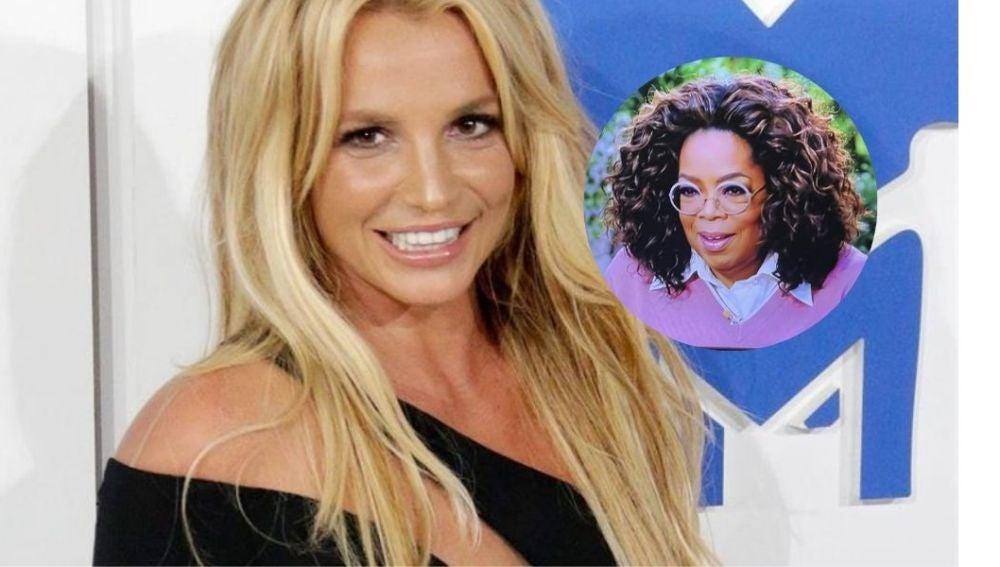 Britney Spears plantea realizar una entrevista con Oprah Winfrey