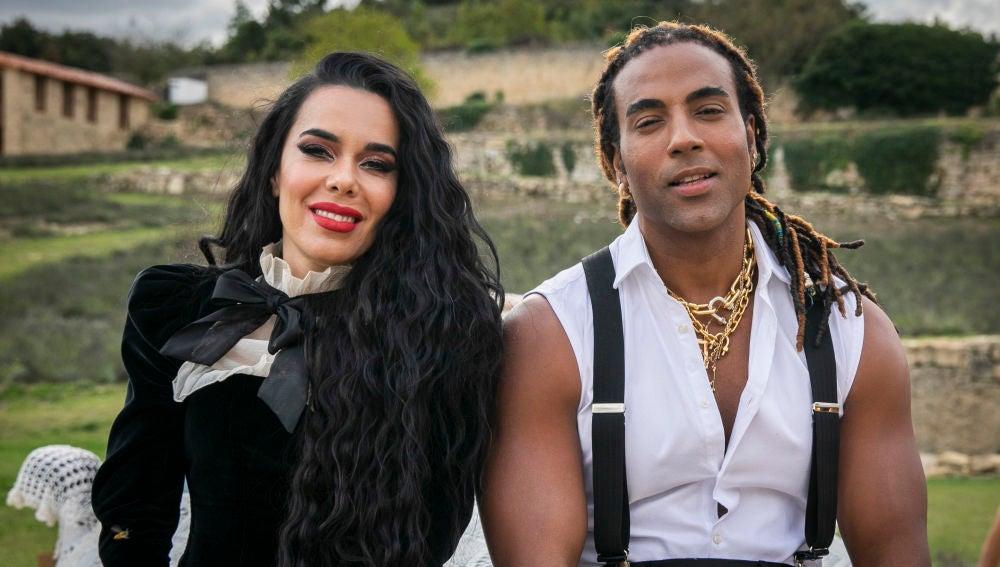 Beatriz Luengo y Yotuel Romero