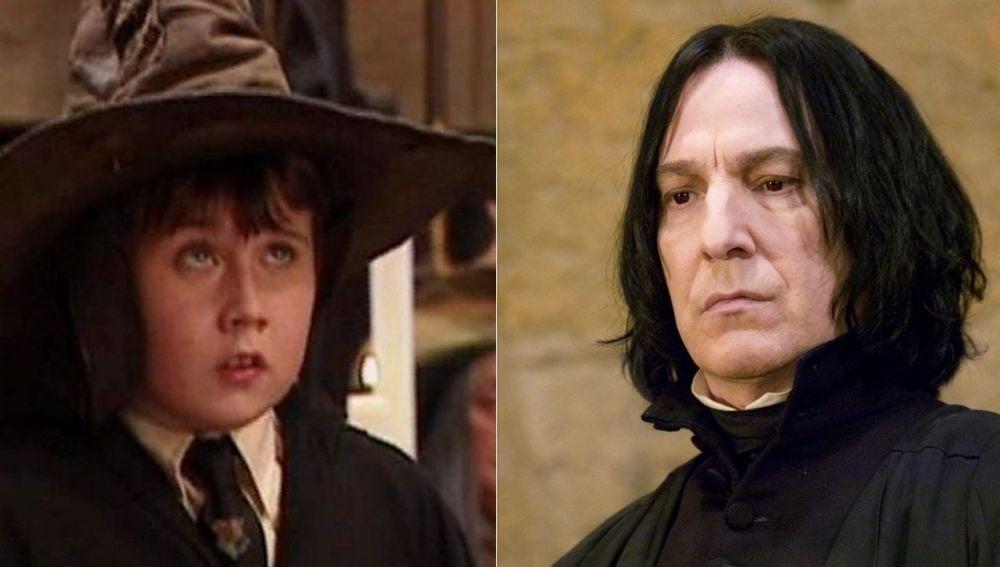 El consejo de Severus Snape a Neville Longbottom el último día de rodaje de Harry Potter