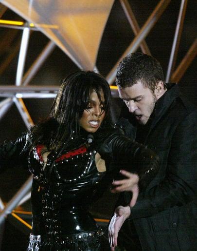 El pezón de Janet Jackon: la verdadera historia de su momento con Justin Timberlake