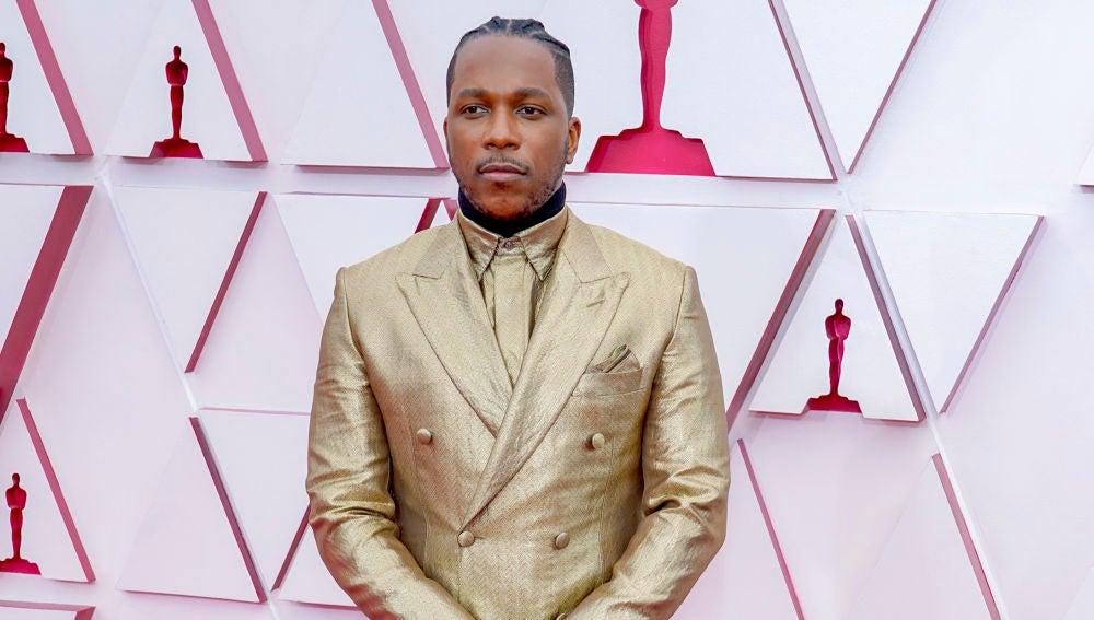 Leslie Odom Jr.en los Oscar 2021