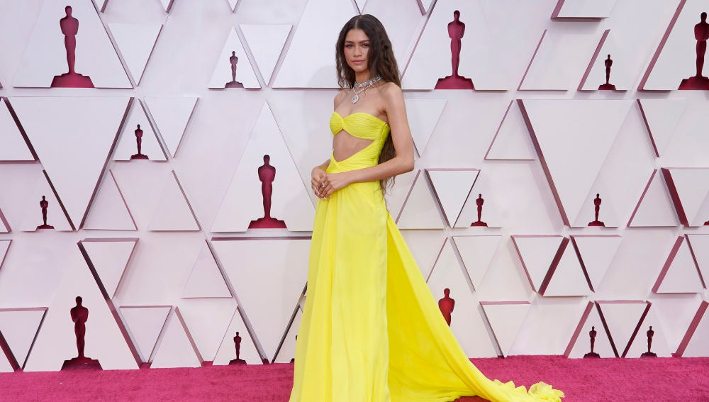Zendaya en los Oscar 2021
