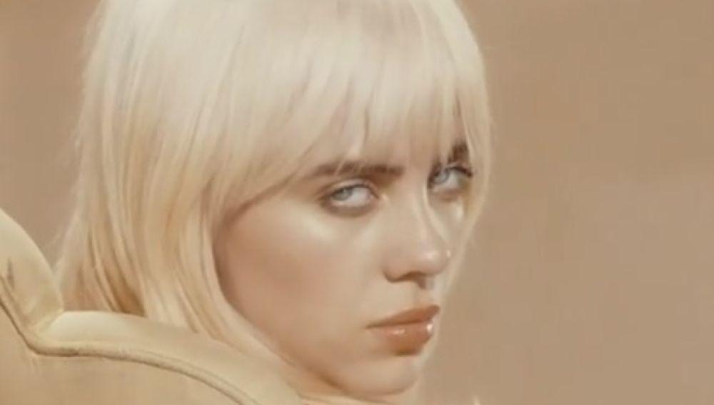 Billie Eilish adelanta 15 segundos de su nueva canción, 'Happier Than Ever'