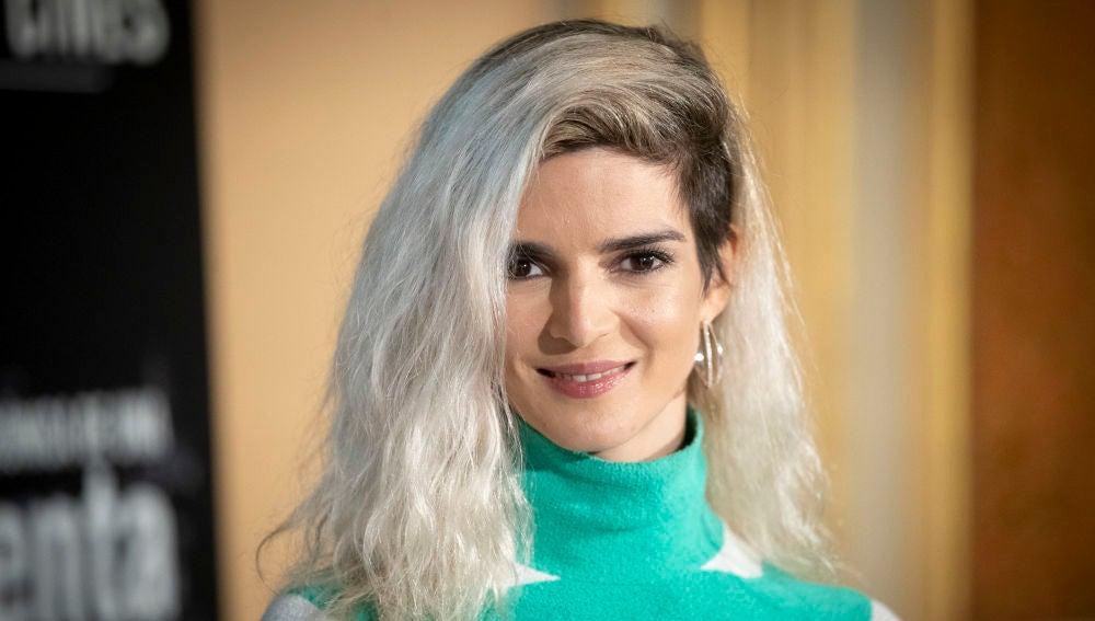 La actriz Clara Lago